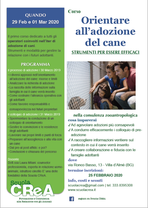 Loc. ORIENTARE ALL'ADOZIONE_Feb-Mar 2020